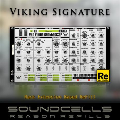 Viking Signature For Reason ReFill