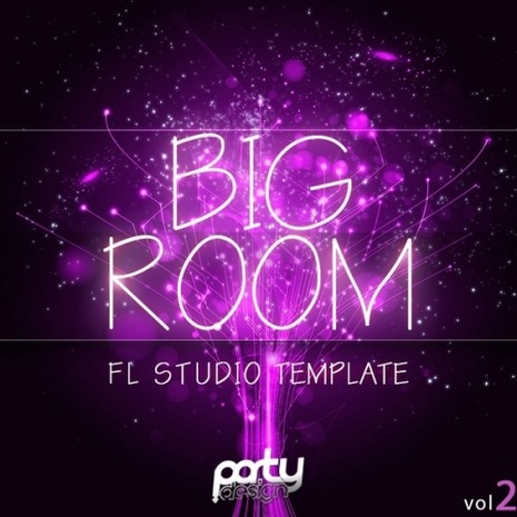Big Room FL Studio Template Vol 2