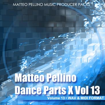Dance Parts X Vol 13