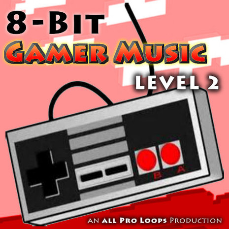 8-Bit Gamer Music: Level 2
