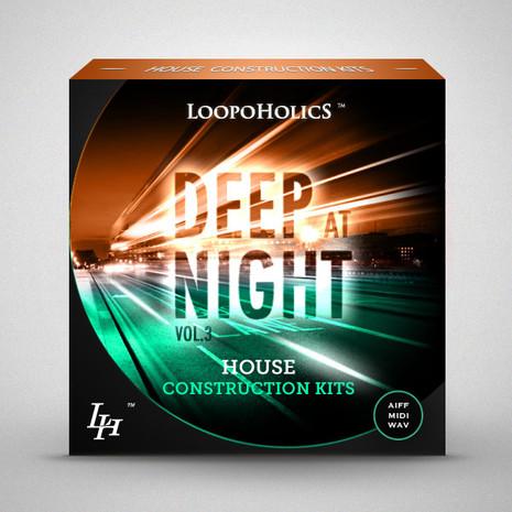Deep At Night Vol 3: House Construction Kits