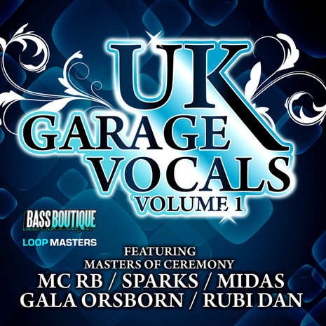UK Garage Vocals Vol 1