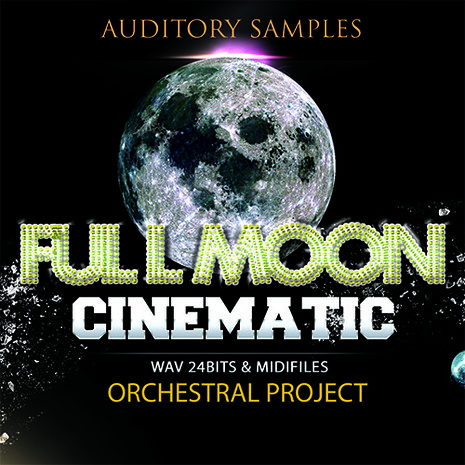 Cinematic Full Moon