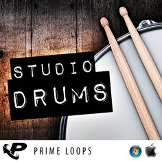 Essential Studio Drums