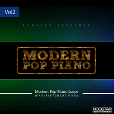 Modern Pop Piano Vol 2