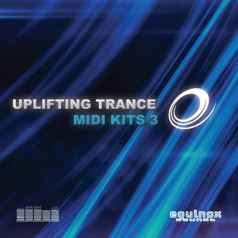 Uplifting Trance MIDI Kits 3