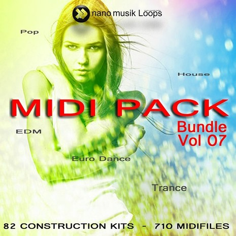 MIDI Pack Vol 7 Bundle