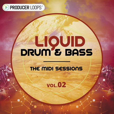 Liquid Drum & Bass: The MIDI Sessions Vol 2