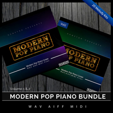 Modern Pop Piano Bundle