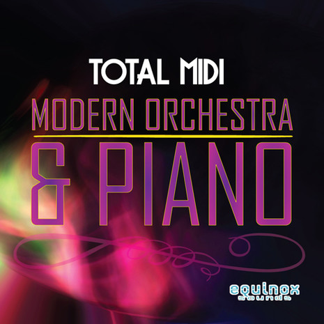 Total MIDI: Modern Orchestra & Piano