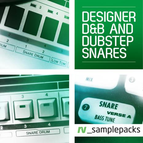 Designer D&B & Dubstep Snares