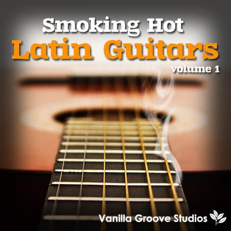 Smoking Hot Latin Guitars Vol 1