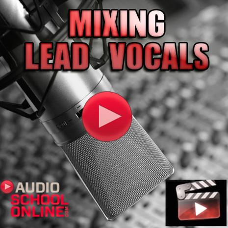 Mixing Lead Vocals: Urban Pop Tutorial