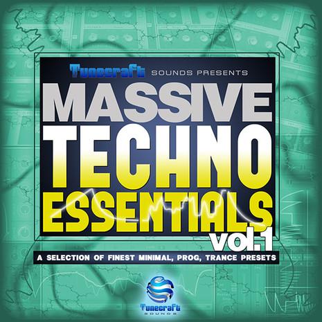 Techno Essentials For Massive Vol 1