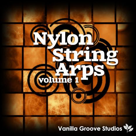 Nylon String Arps Vol 1