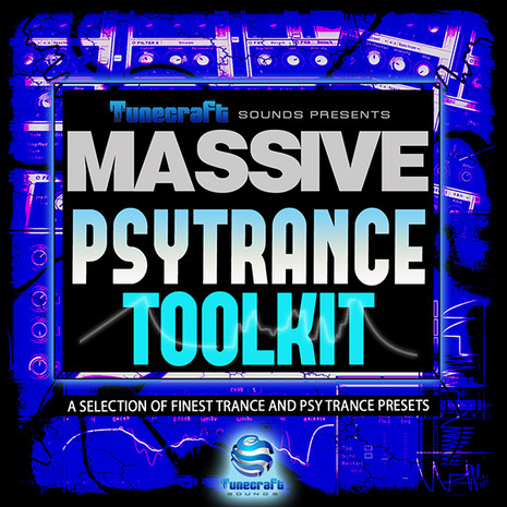 Psytrance Toolkit for Massive