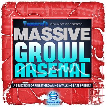 Growl Arsenal for Massive