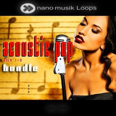Acoustic Pop Bundle (Vols 1-3)