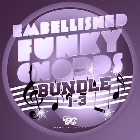 Embellished Funky Chords Bundle (Vols 1-3)