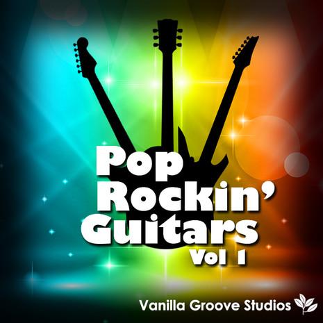 Pop Rockin' Guitars Vol 1