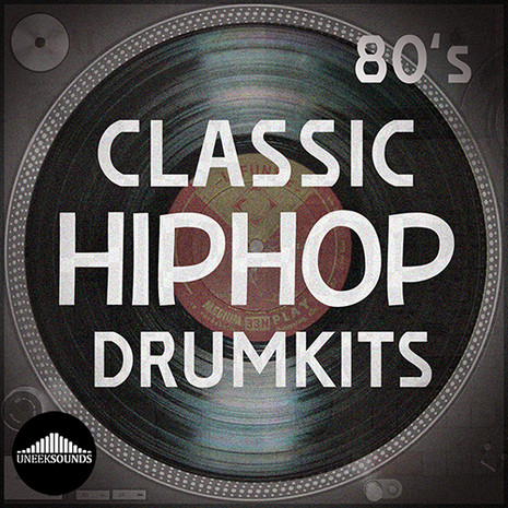 Classic Hip Hop Drum Kits