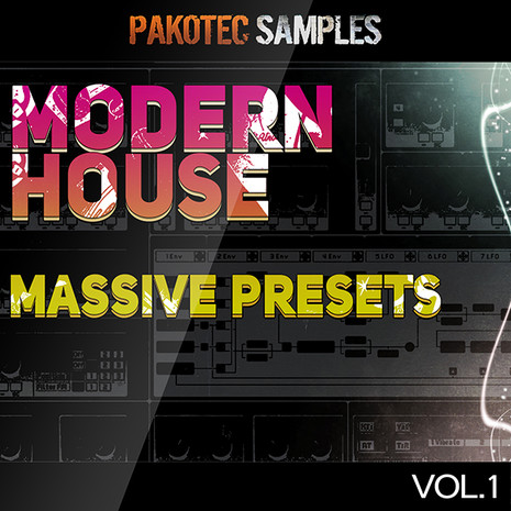Modern House Massive Presets Vol 1