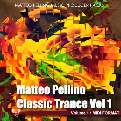 Matteo Pellino Classic Trance Vol 1