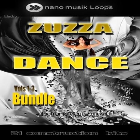 Zuzza Dance Bundle (Vols 1-3)