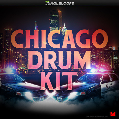 Chicago Drum Kit