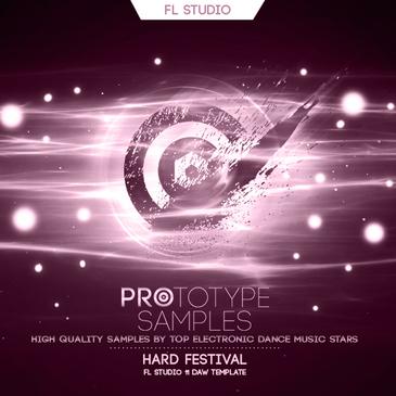 Hard Festival: FL Studio Project