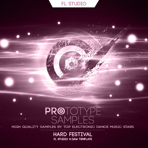 Hard Festival: FL Studio Project