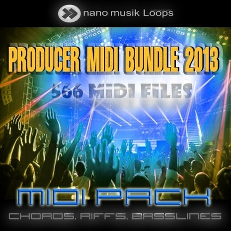 Producer MIDI Bundle 2013