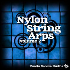 Nylon String Arps Vol 2