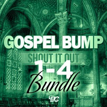 Gospel Bump: Shout It Out (The Bundle Vols 1-4)
