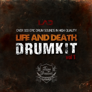 Life & Death Drum Kit Vol 1