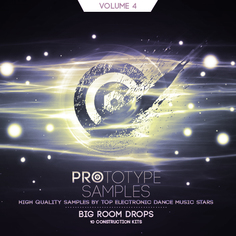 Big Room Drops Vol 4