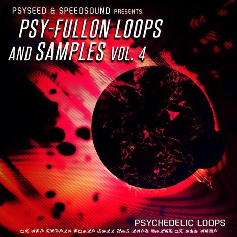 PsySeeD & Speedsound: Psy Fullon Loops Vol 4
