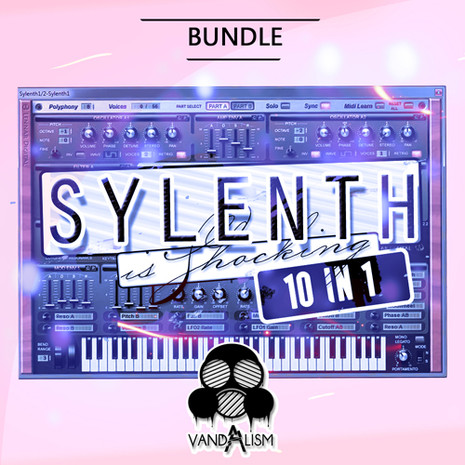 Sylenth Is Shocking 10-in-1
