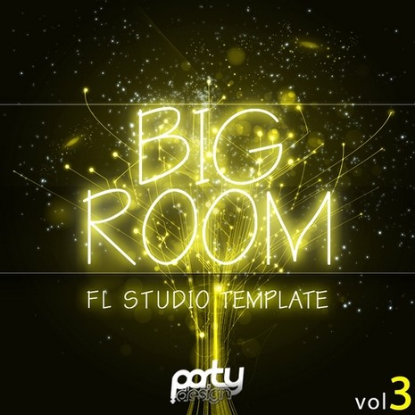 Big Room FL Studio Template Vol 3