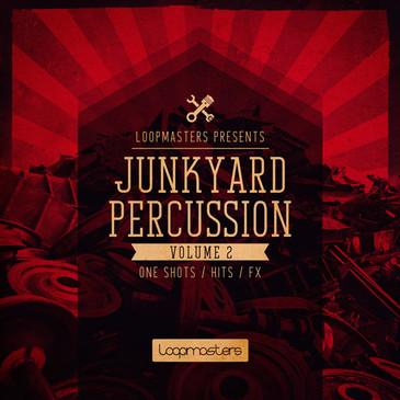 Junkyard Percussion Vol 2