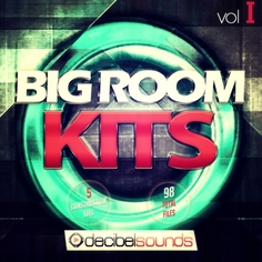 Big Room Kits Vol 1