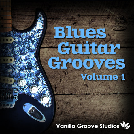 Blues Guitar Grooves Vol 1