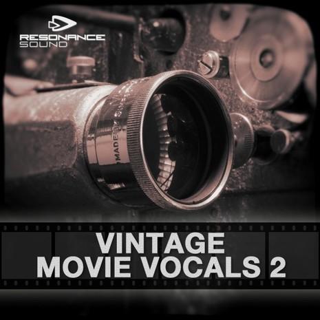 RS: Vintage Movie Vocals 2