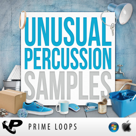 Unusual Percussion Samples