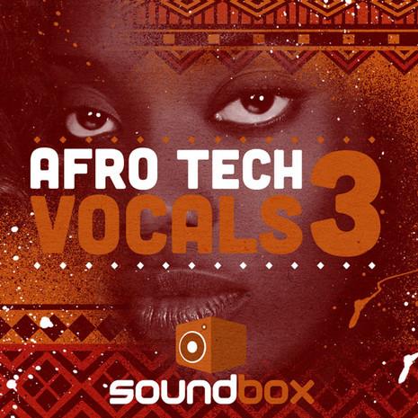 Afro Tech Vocals 3