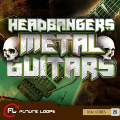 Headbangers: Metal Guitars