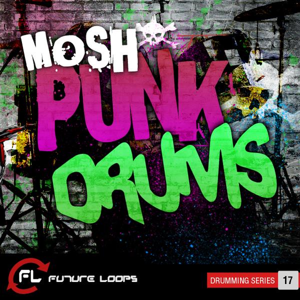Mosh: Punk Drums