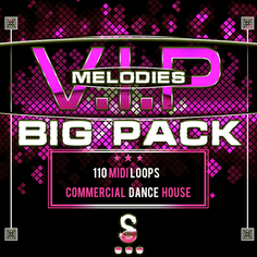 V.I.P Melodies Big Pack