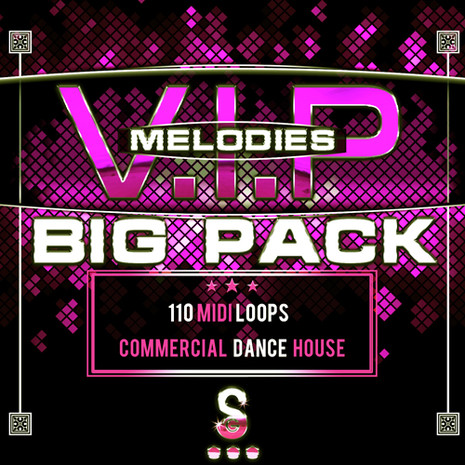 V.I.P Melodies Big Pack