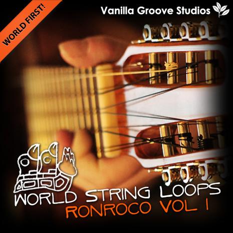 World String Loops: Ronroco Vol 1